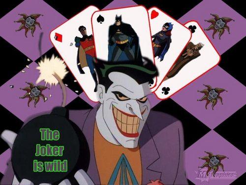 joker is wild