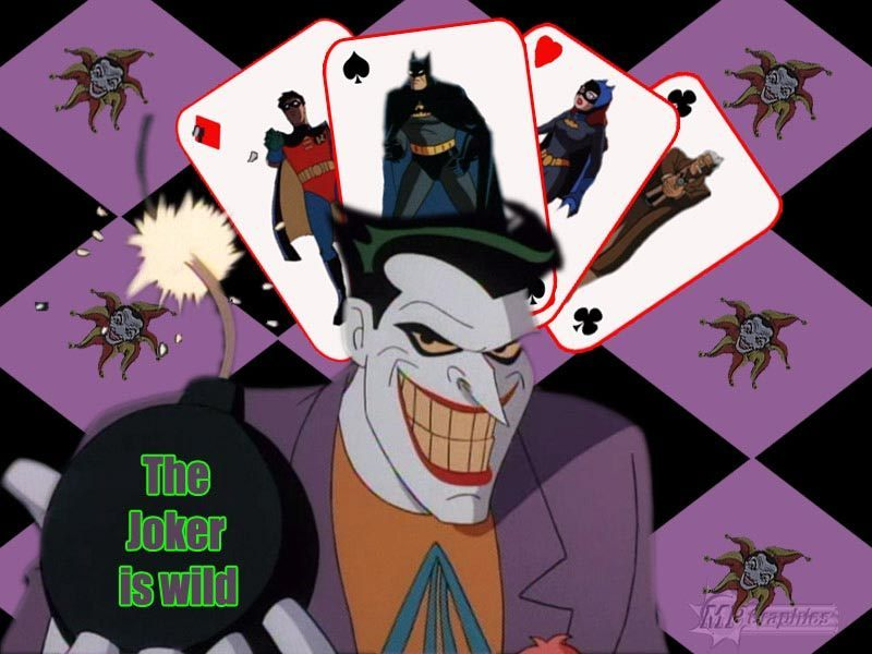 Batman the animated series images joker is wild hd wallpaper and batman the animated series images joker is wild hd wallpaper and background photos voltagebd Choice Image