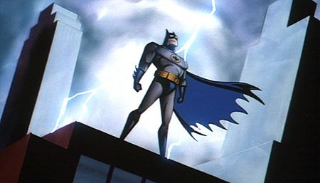 Batman The Animated Series Images Lightning Strikes Wallpaper And Background Photos