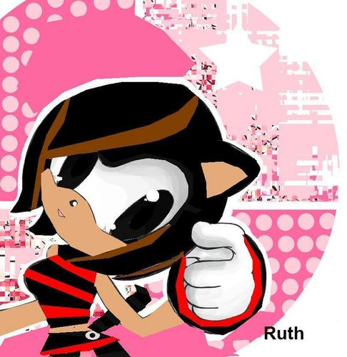 ruth the raccon