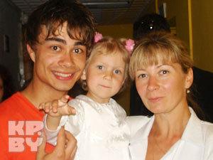 sasha ,Uliana, sister Yulia
