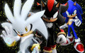 sonic shadow silver - sonic-shadow-and-silver wallpaper
