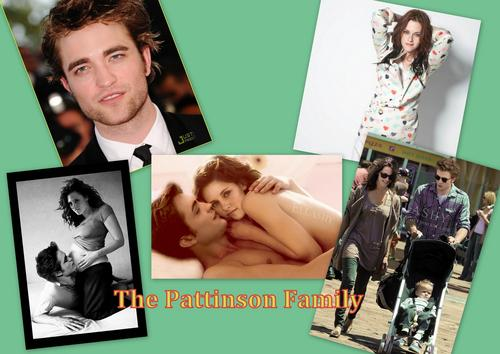 the pattinson family
