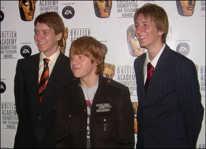 the weasley and phelps twins~