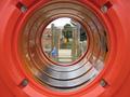trevis's playground tunnel tehehehehe xD
