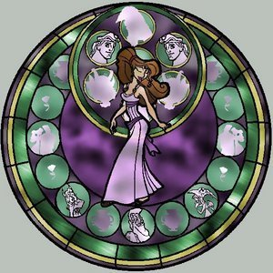 Disney Extended Princess karatasi la kupamba ukuta probably with a roulette wheel titled <3