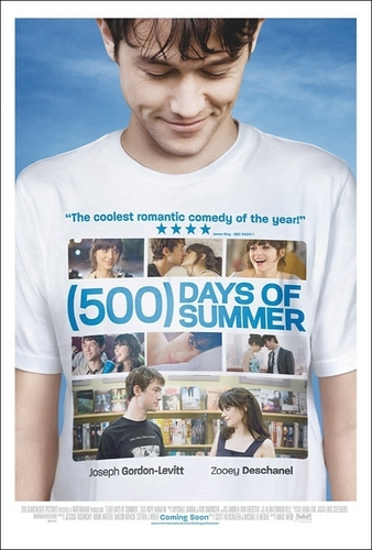 (500) Days of Summer UK Poster