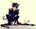 -: Cheshire - Pandora Hearts - pandora-hearts fan art