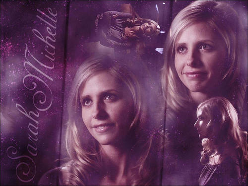 A Great Moments for BUFFY SUMMERS