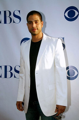 Adam at the 2007 CBS TCAParty