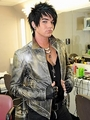 Adam lambert-Magnus Bane - city-of-bones photo