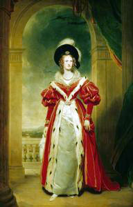 Adelaide of Saxe-Meiningen, Queen of  William IV of the UK