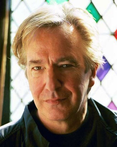 Alan Rickman fotos / Various