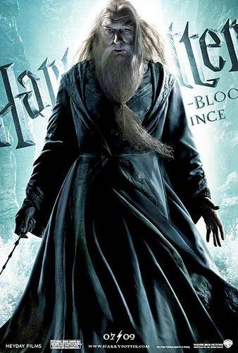 Albus Dumbledore - HPHBP