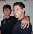 Alex Meraz & Kiowa Gorden - twilight-series photo
