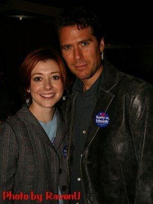 Alyson and Alexis
