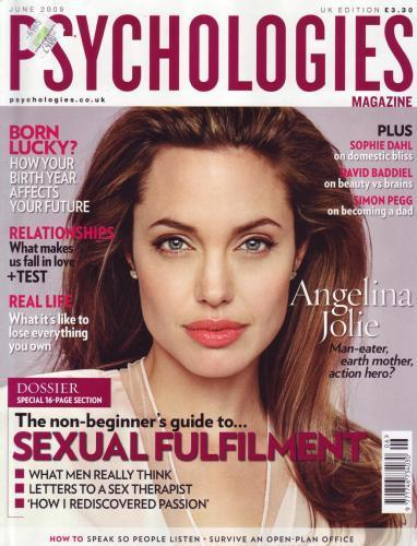 angelina jolie psych eval and bio Angelina jolie is a beautiful blend of dark mystery and soulful beauty learn more about her here.
