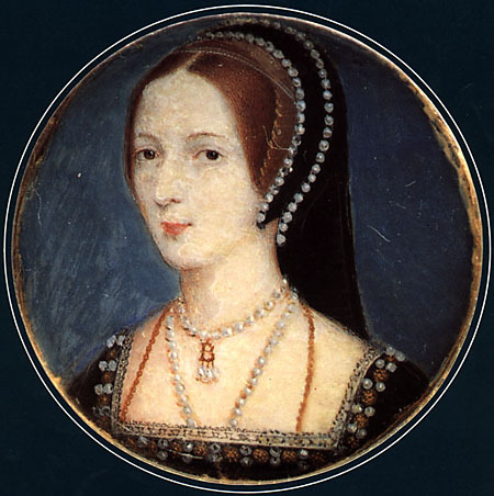 Anne Boleyn, 2nd Queen of Henry VIII of England