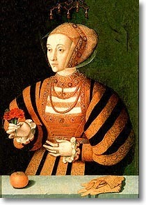 Anne of Cleves, 4th Queen of Henry VIII of England