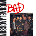 BAD SINGLE - michael-jackson photo