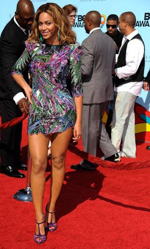 碧昂斯 at the 2009 BET Awards