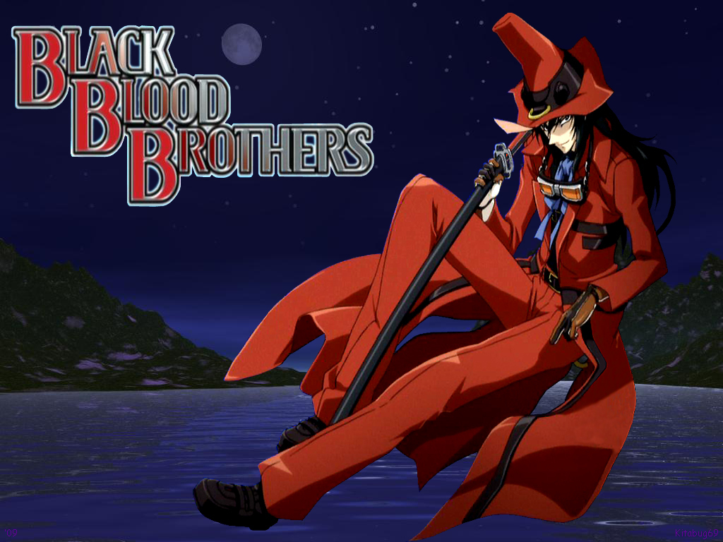Black Blood Brothers images Black Blood Brothers HD wallpaper and ...