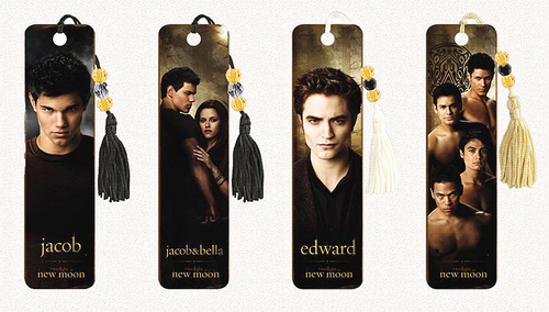 Bookmarks. Edward. Jacob. Pack. Jacob&Bella.