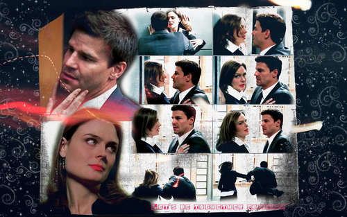 Booth And bones <3