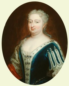 Caroline of Ansbach, Queen of George II of the UK