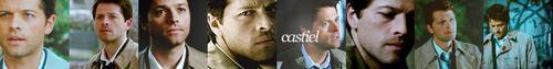Castiel Banner
