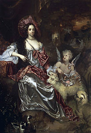 Catherine of Braganza, Queen of Charles II of England, Ireland , and Scotland