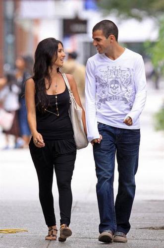 Cesc and Carla