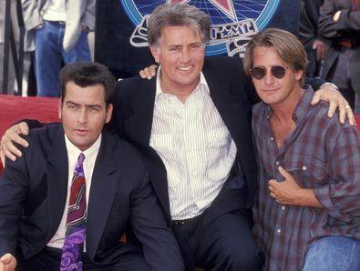 Charlie,Martin,and Emilio