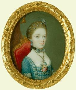 carlotta, charlotte of Mecklenburg-Strelitz, Queen of George III of the UK