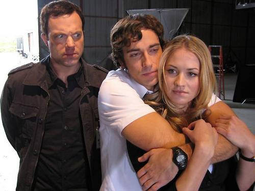 Chuck - Behind The Scenes