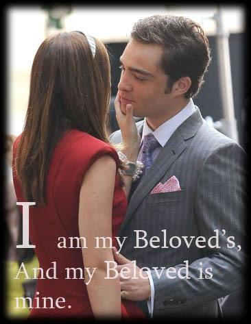 Chuck & Blair Cinta