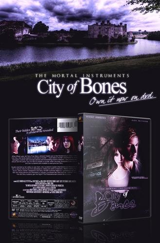 City of Bones DVD
