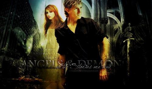Clary & Jace