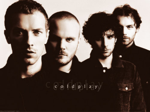 Coldplay wallpaper probably containing a portrait titled Coldplay