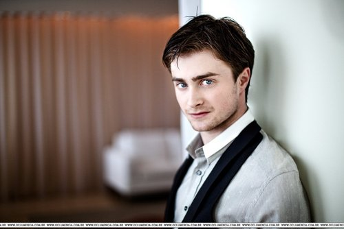 Daniel Radcliffe wallpaper probably with a well dressed person, a business suit, and a portrait entitled Dennys Ilic (HQ)