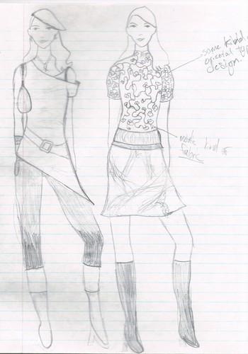 Designs kwa me!!