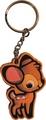 Дисней Cuties Bambi Keychain