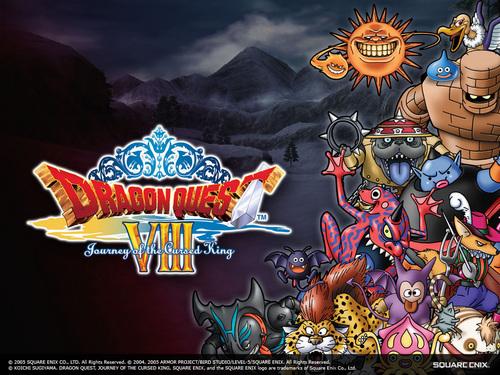 Dragon Quest VIII Monsters