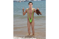 Ed's Green Mankini