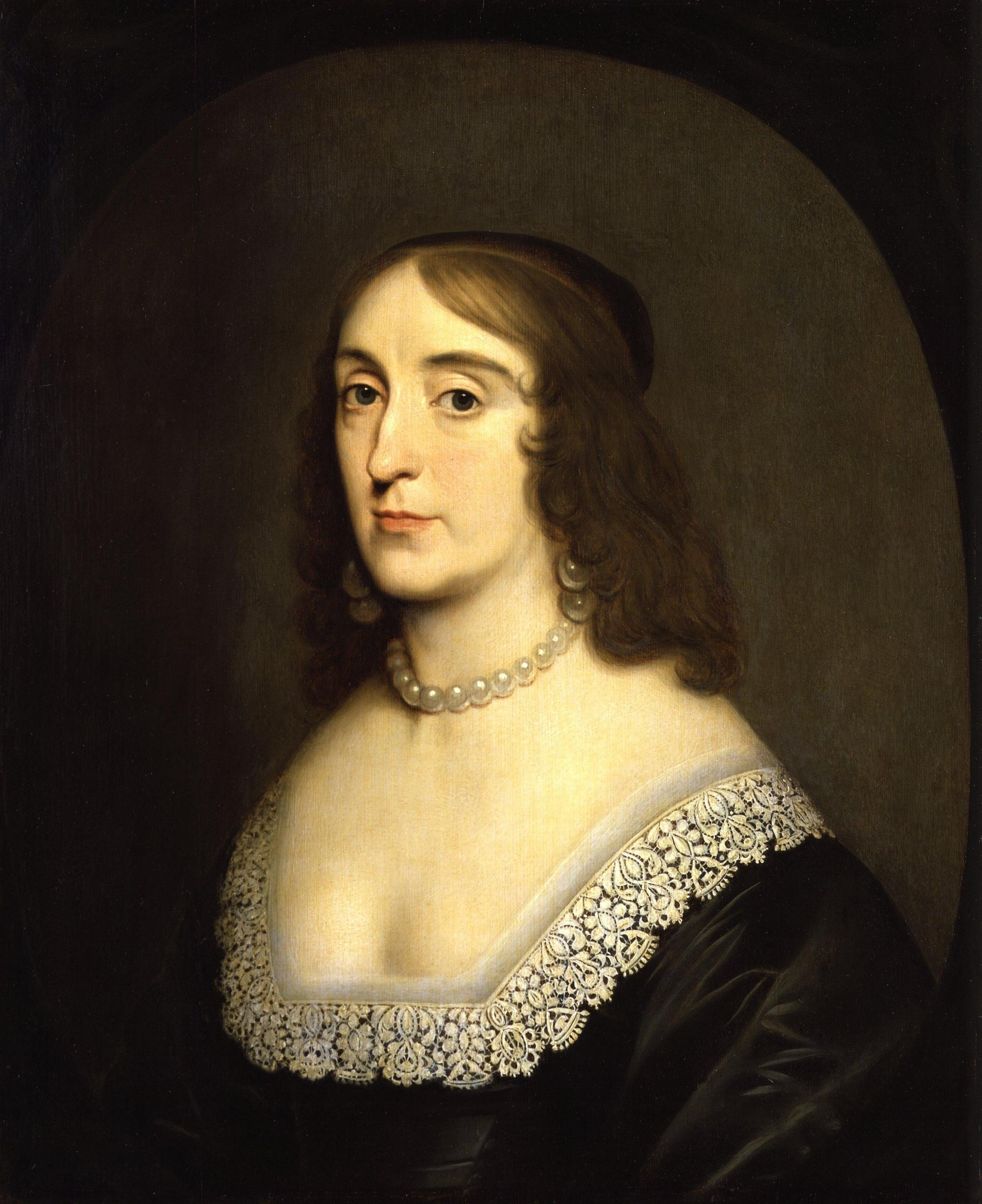 """Elizabeth Stuart, Queen of Bohemia """"Winter Queen"""""""