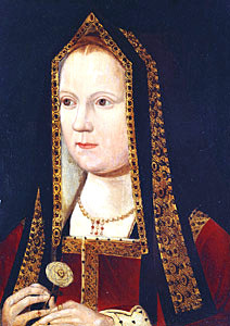 Elizabeth of York, reyna of Henry VII of England