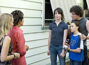 Elle, Susan and the Ramsay Kids