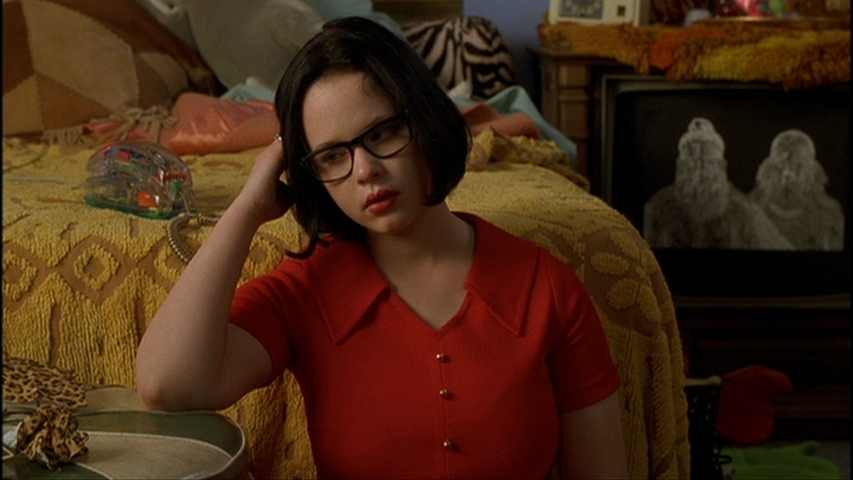 On first looking into Infinite JestThora Birch Ghost World Green Hair