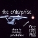 Enterprise NCC-1701 - star-trek-ships icon