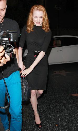 Evan Rachel Wood & Shane West